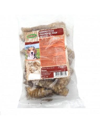 Trachée de boeuf pour chien - Nature label de Bubimex