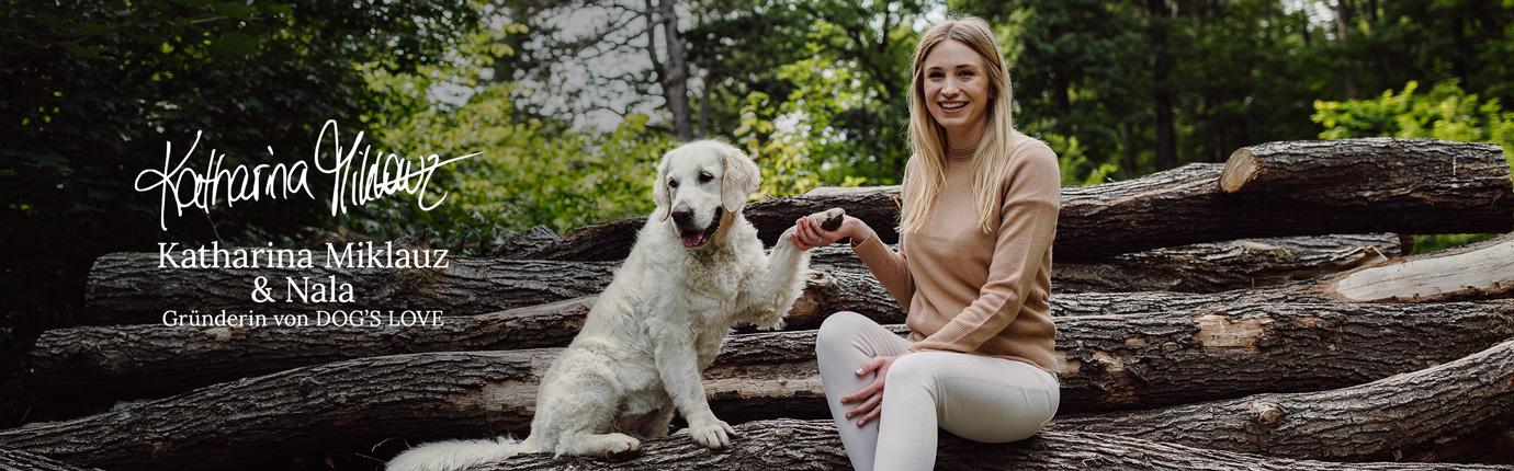Alimentation naturelle pour animaux Dog's Love