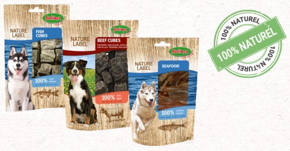 friandises naturelles à mâcher pour chien
