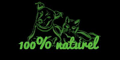 produit naturel pour chien et chat