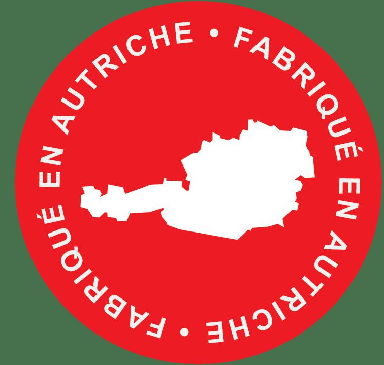 made in autriche - Logo