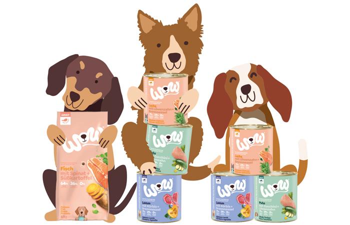 pâtée et croquette naturelles pour chien